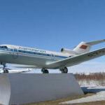Частный перелет на ЯК-40Д