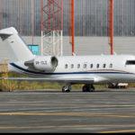 Частный перелет на Challenger 601-3R