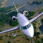 Частный перелет на Gulfstream G200