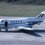 Частный перелет на Hawker HS-125-400