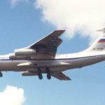 Частный перелет на ИЛ-76ТД