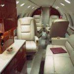 Частный перелет на Hawker HS-125-800