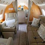 Частный перелет на Embraer Legacy 600