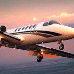 Частный перелет на Cessna Citation Bravo