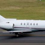 Частный перелет на Hawker HS-125-700