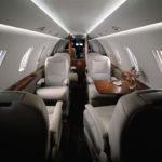 Частный перелет на Cessna Citation XLS/XLS+