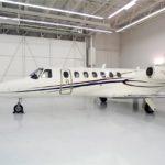 Частный перелет на Cessna CJ3