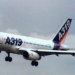 Частный перелет на Airbus A319