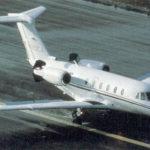 Частный перелет на Cessna Citation III