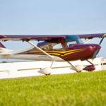 Частный перелет на Cessna 162 SkyCatcher