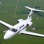 Частный перелет на Cessna Citation Mustang