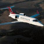 Частный перелет на Learjet 45-45XR