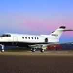 Частный перелет на Hawker 900XP